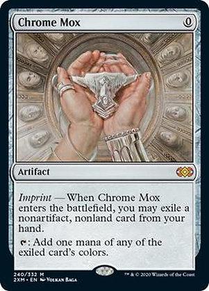 Chrome Mox (2XM)