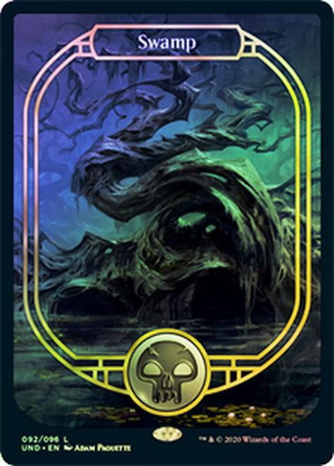 Swamp (UND) / Full Art Foil