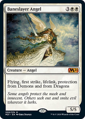 Baneslayer Angel (M21)