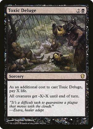 Toxic Deluge (C13)