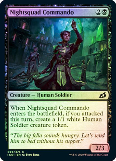 Nightsquad Commando / Foil