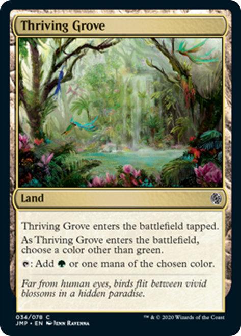 Thriving Grove (JMP)