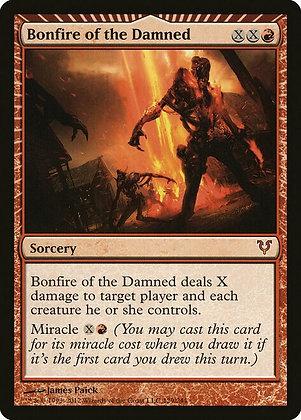 Bonfire of the Damned (AVR)