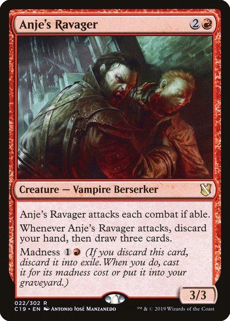 Anje's Ravager (C19)
