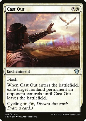Cast Out (C20)
