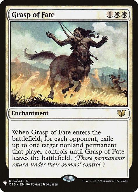 Grasp of Fate