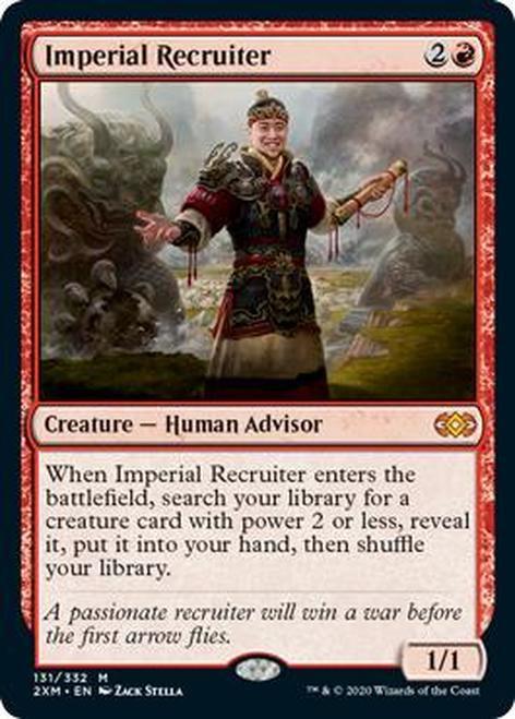 Imperial Recruiter (2XM)