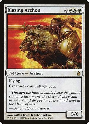 Blazing Archon (RAV)