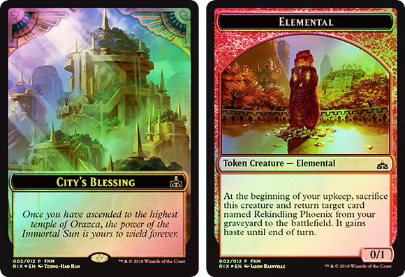 City's Blessing / Elemental