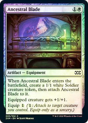 Ancestral Blade (2XM) / Foil