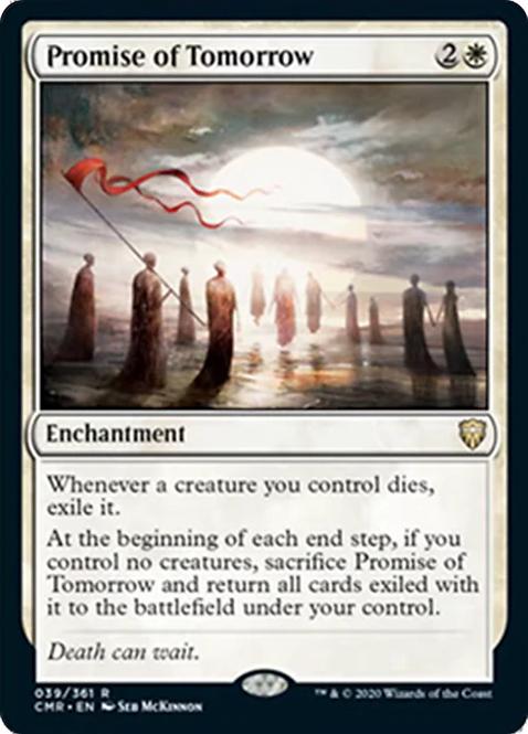 Promise of Tomorrow (CMR)