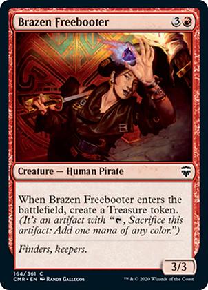 Brazen Freebooter (CMR)
