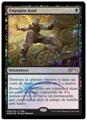 Fatal Push / FNM Español (LJ)