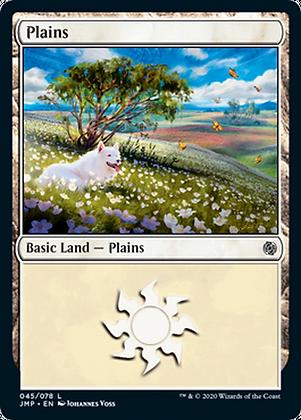 Plains (045) (JMP)