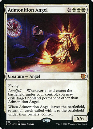 Admonition Angel (ZNC)