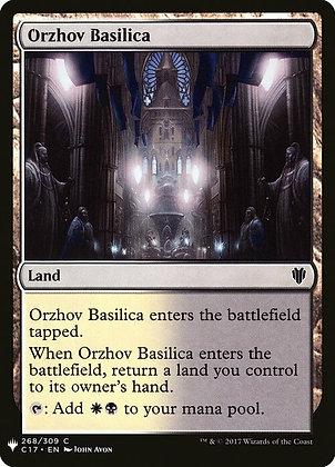 Orzhov Basilica (MYS)