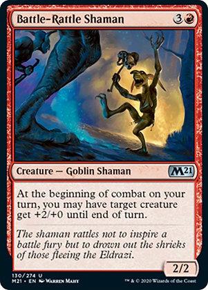 Battle-Rattle Shaman (M21)