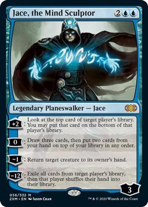 Jace, the Mind Sculptor (2XM)