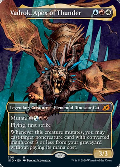 Vadrok, Apex of Thunder / Art Alt
