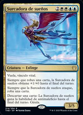Dream Trawler / Español
