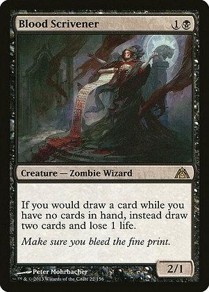 Blood Scrivener (DGM)