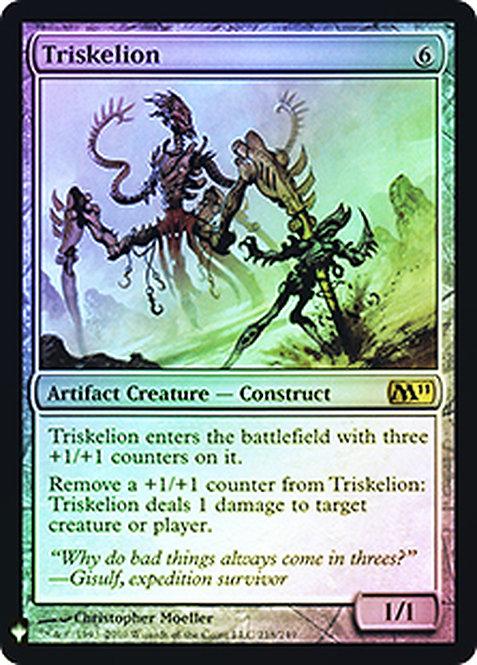 Triskelion / Foil