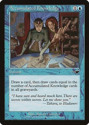 Accumulated Knowledge (NEM)