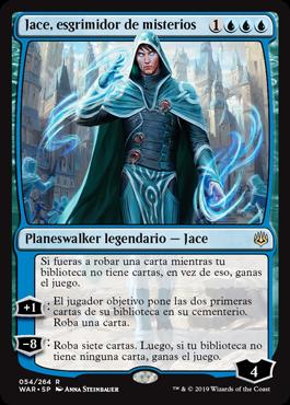 Jace, Wielder of Mysteries / Español