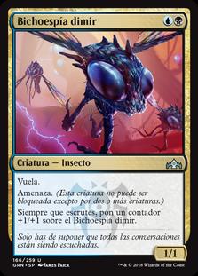 Dimir Spybug / Español