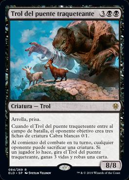 Clackbridge Troll / Español