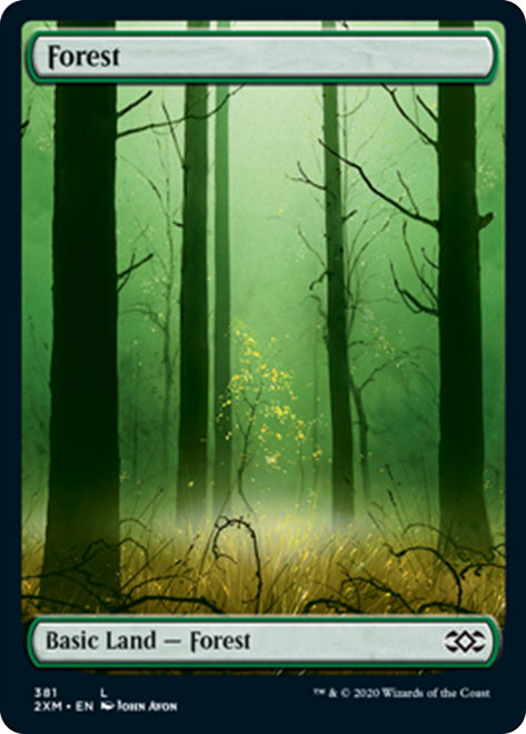 Forest (381) (2XM)