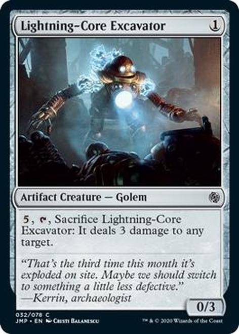 Lightning-Core Excavator (JMP)