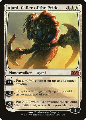 Ajani, Caller of the Pride (M13)