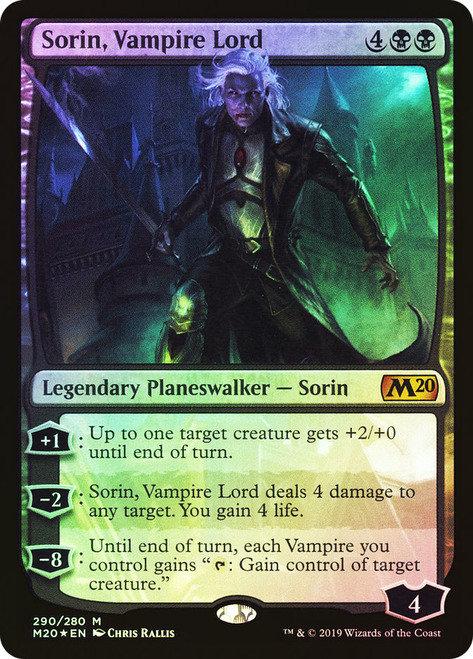 Sorin, Vampire Lord / Foil