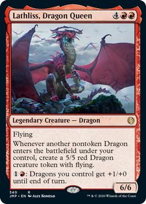 Lathliss, Dragon Queen (JMP)