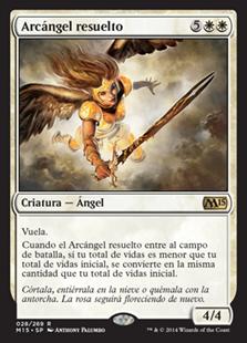 Resolute Archangel (M15) / Español