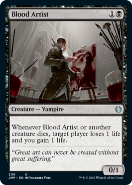 Blood Artist (JMP)