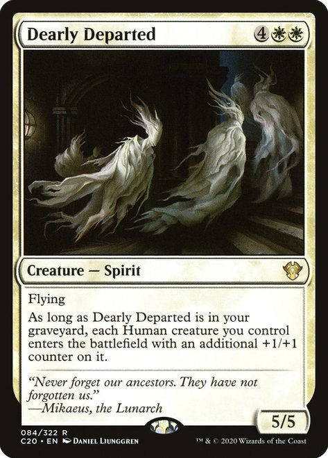 Dearly Departed (C20)