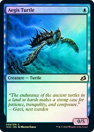 Aegis Turtle / Foil