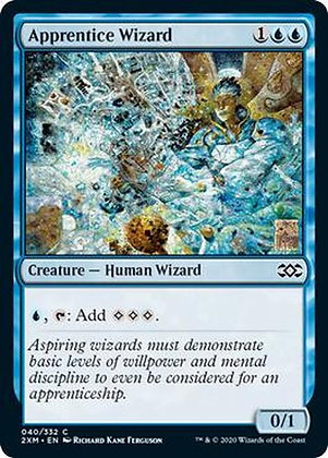 Apprentice Wizard (2XM)