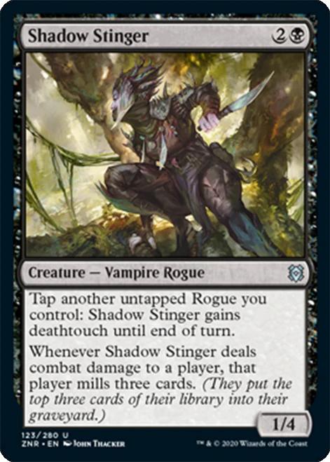 Shadow Stinger (ZNR)