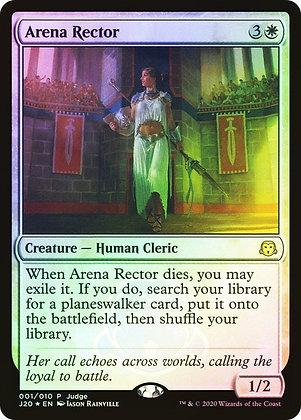 Arena Rector (Judge) / Foil