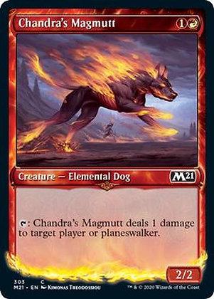 Chandra's Magmutt (M21) / Showcase