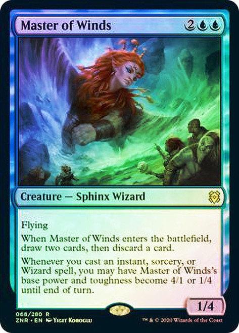 Master of Winds (ZNR) / Foil