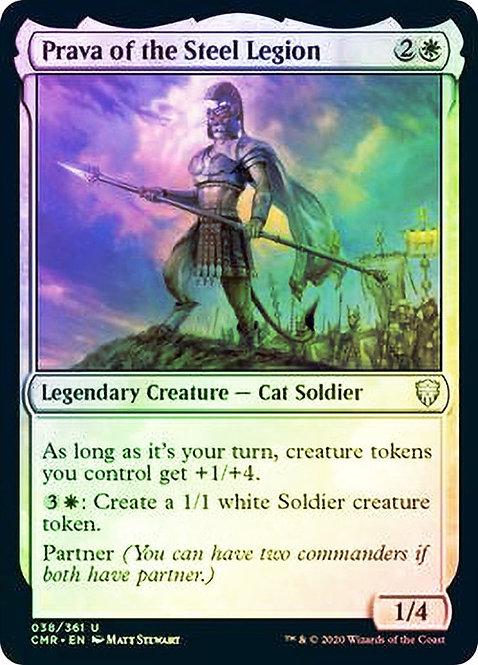 Prava of the Steel Legion (CMR) / Foil