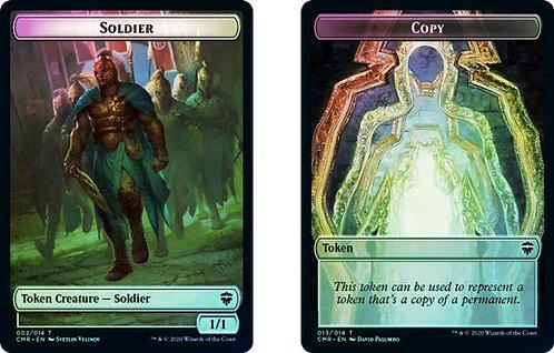 Token (Soldier // Copy) / Foil
