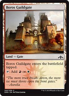 Boros Guildgate (#243)