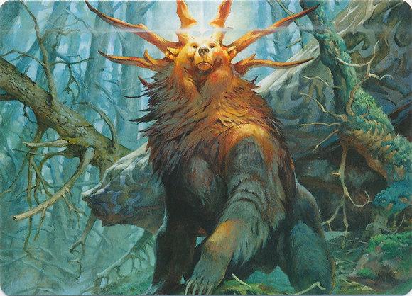 Ayula, Queen Among Bears (Art Series)