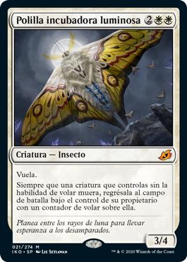 Luminous Broodmoth / Español
