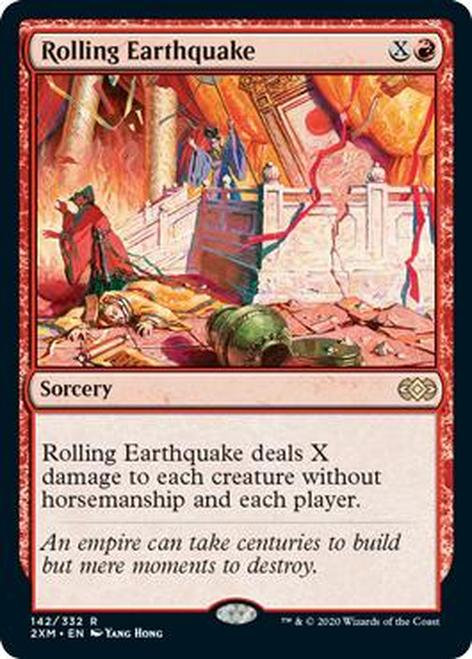 Rolling Earthquake (2XM)